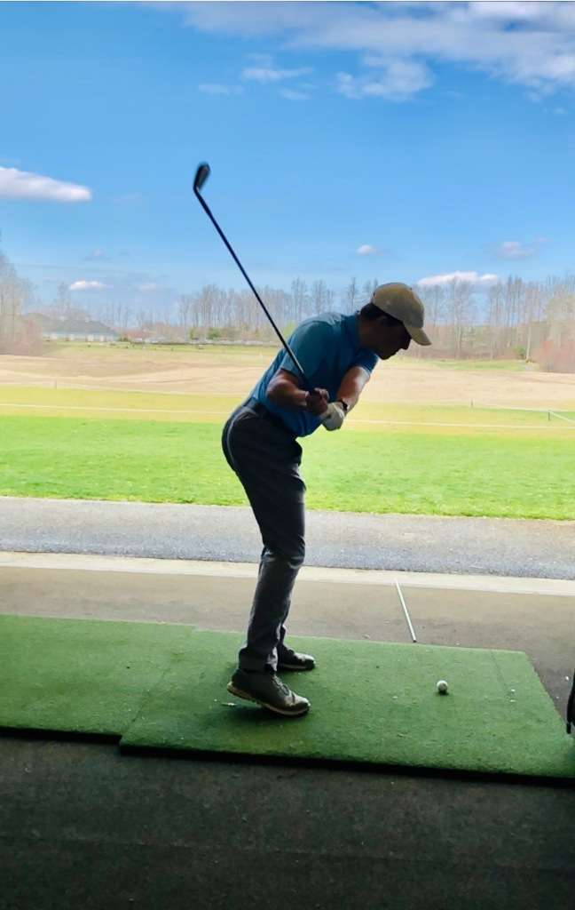 12++ Calvert golf academy information